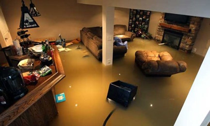 water removal and flood damage restoration in wisconsin